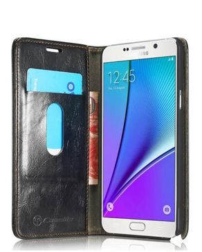 Note 5 Backcover - Black
