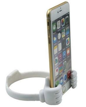 Mobile Holder - White