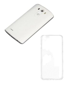LG G3 Slim Transparent Back ..