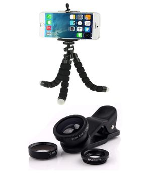 Pack of 2 - Tripod Stand &  ..