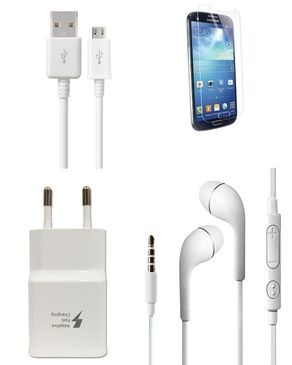 Pack of 4 - Mobile Accessor ..