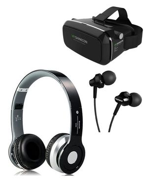Bundle of 3 - VR Box Shinco ..