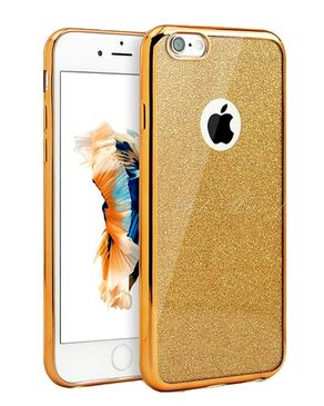 Back Case for iPhone 7 - Gold