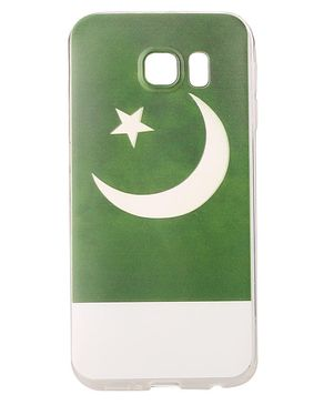Pakistan Flag Back Cover fo ..