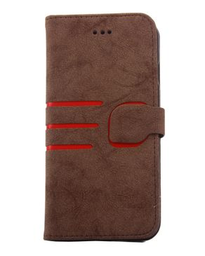 Flip Case For iPhone 6 - Brown