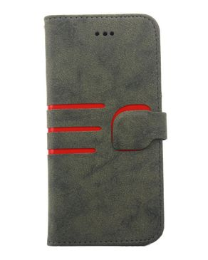 Flip Case For iPhone 6 - Grey