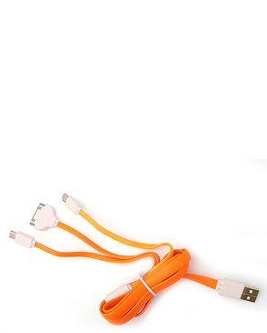 CC 3 In 1 - USB Data Cable  ..