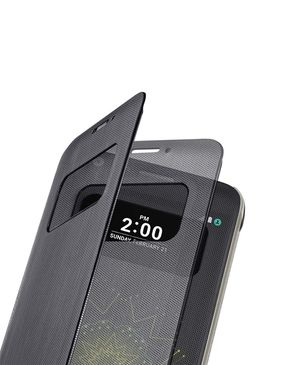 100% authentic a5660 27a9c Quick Circle Flip Case for LG G5 - Black Price in Pakistan - View ...