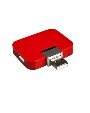 Multi USB Hub - Red