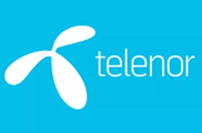 How can I check my remaining free SMS on Telenor?