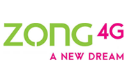 Zong Prepaid All-in-1 Internet Packages