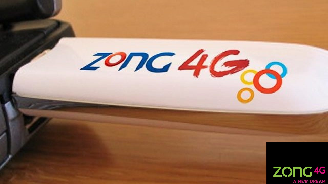 Zong 4G Device Packages