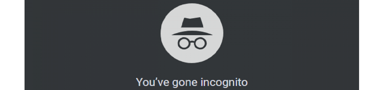 How to use incognito mode on desktop PC?