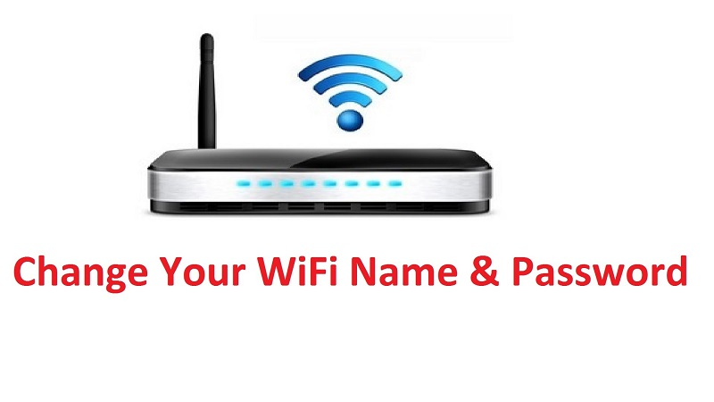 Becoming Phill) How do you change wifi password rogers