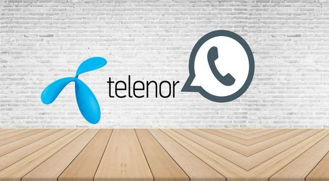 How can I get Telenor Daily WhatsApp Package?