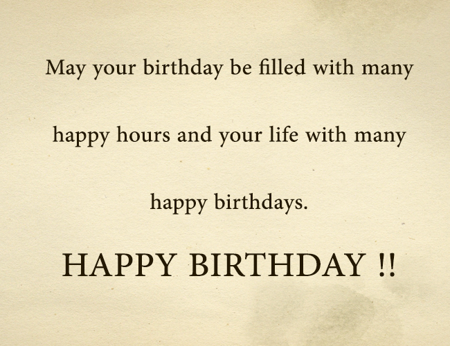 Birthday Sms Messages - Birthday Sms Quotes, Wishes, Mobiles