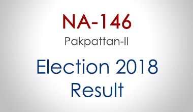 NA-146-Pakpattan-Punjab-Election-Result-2018-PMLN-PTI-PPP-MQM-Candidate-Votes-Live-Update