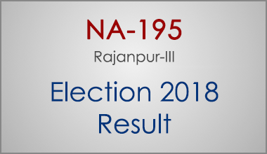NA-195-Rajanpur-Punjab-Election-Result-2018-PMLN-PTI-PPP-MQM-Candidate-Votes-Live-Update