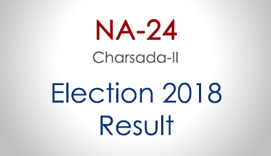 NA-24-Charsada-KPK-Election-Result-2018-PMLN-PTI-PPP-MQM-Candidate-Votes-Live-Update