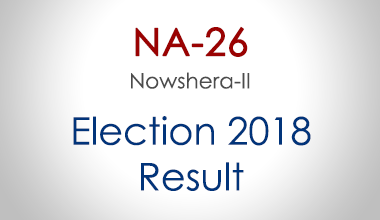 NA-26-Nowshera-KPK-Election-Result-2018-PMLN-PTI-PPP-MQM-Candidate-Votes-Live-Update