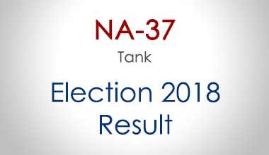NA-37-Tank-KPK-Election-Result-2018-PMLN-PTI-PPP-MQM-Candidate-Votes-Live-Update