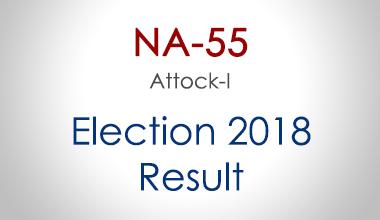 NA-55-Attock-Punjab-Election-Result-2018-PMLN-PTI-PPP-MQM-Candidate-Votes-Live-Update