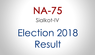 NA-75-Sialkot-Punjab-Election-Result-2018-PMLN-PTI-PPP-MQM-Candidate-Votes-Live-Update