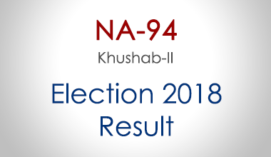 NA-94-Khushab-Punjab-Election-Result-2018-PMLN-PTI-PPP-MQM-Candidate-Votes-Live-Update