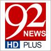 92 News Live HD