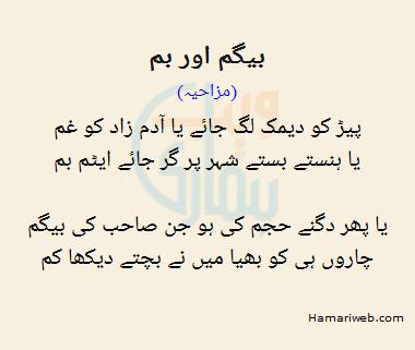 Begum Aur Bomb