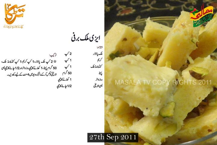 Gudiya Ka Cake Banane Ki Recipe: Recipes In Urdu & English