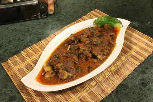 Jodhpuri Mutton Recipe by Chef Zakir