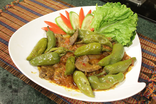 Mirch Masala Kaleji Recipe by Chef Zakir
