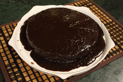 Chocolate Cake Recipe In Urdu Pakistan: Semolina Lemon Chocolate Cake Recipe By Chef Zakir