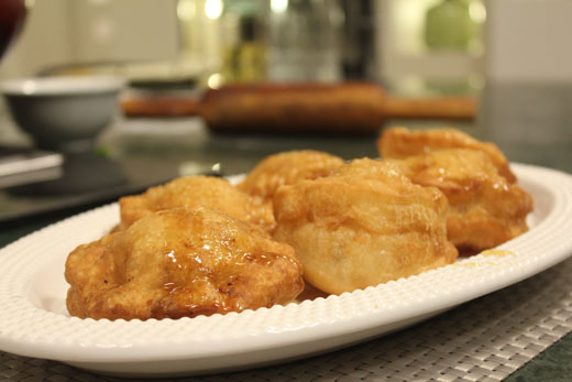 Fried Pastry Recipe by Chef Zakir