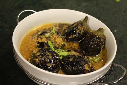 Rajhistani Baingan Recipe by Chef Zakir