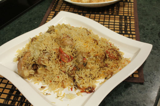 Chicken Drumstick Biryani Recipe by Chef Zakir