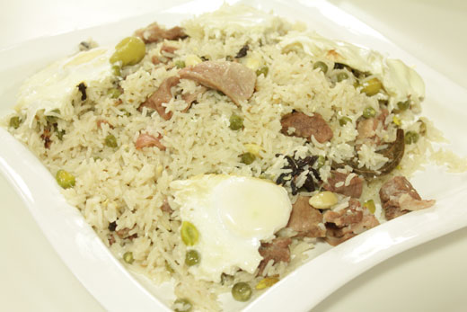 Nawabi Pulao Recipe by Chef Zakir