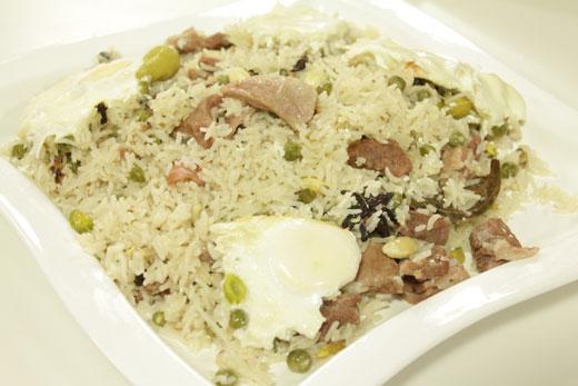 Nawabi Pulao Recipe by Chef Zakir