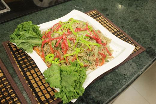 Rainbow Fried Rice Recipe by Chef Zakir