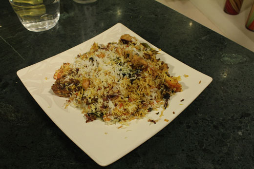 Achari Biryani Recipe by Chef Zakir