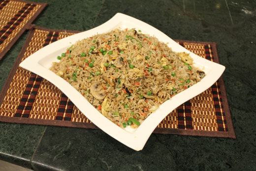 Chinese rice recipes in urdu english easy cooking recipes chinese egg fried rice recipe by chef zakir forumfinder Images