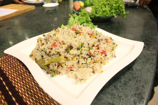Daal Pulao Recipe by Chef Zakir