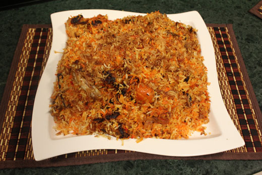 Dehli Ki Saadi Biryani Recipe by Chef Zakir