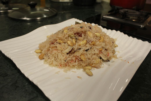 Kashmiri Modur Pulao Recipe by Chef Zakir