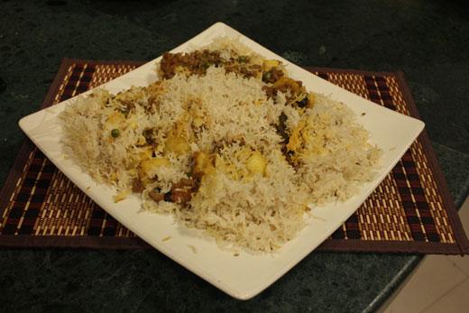 Malaysian Pulao Recipe by Chef Zakir