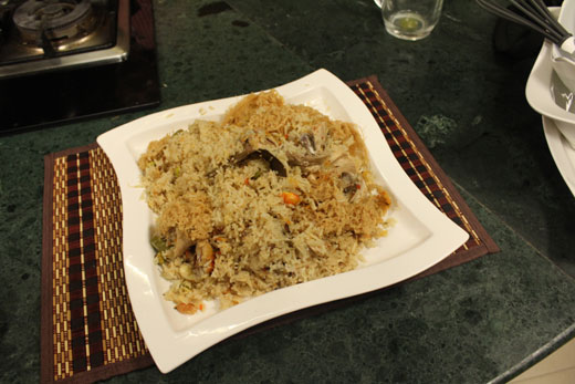 Mughlai Pulao Recipe by Chef Zakir