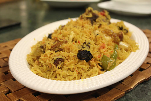 Mutton Zafrani Pulao Recipe by Chef Zakir