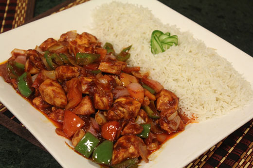 Pan fried shashlik with rice recipe by chef zakir recipes in urdu click ccuart Images