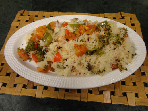 Spanish Chicken Pulao Recipe by Chef Zakir